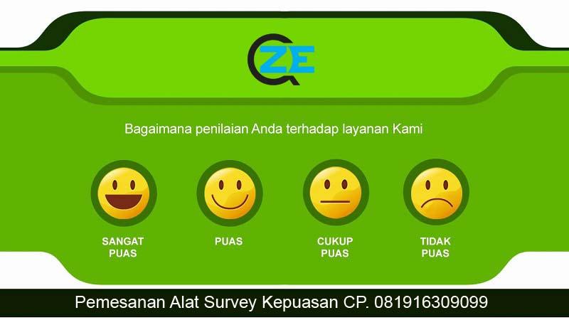 Alat Survey Kepuasan Pelanggan di Denpasar