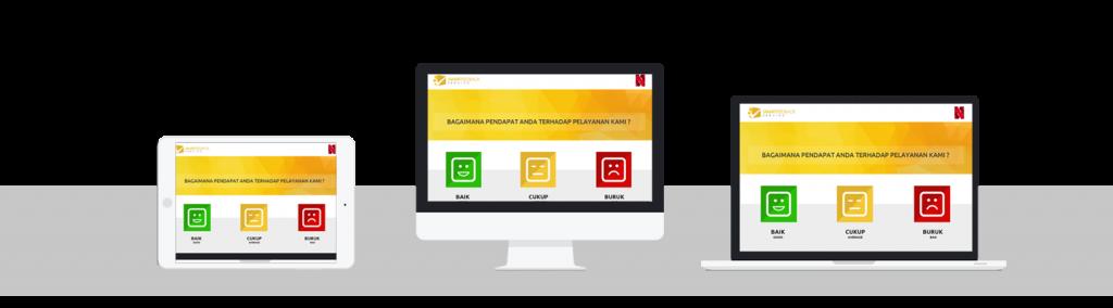 Sistem Alat Kepuasan Pelanggan di denpasar